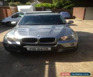 Classic 2007 BMW X5 SE 5S 3.0D AUTO GREY for Sale