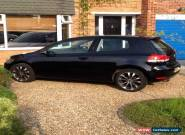 VW golf tdi 2.0 2010 plate low mileage for Sale
