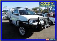 2010 Mitsubishi Triton MN MY10 GLX-R (4x4) White Manual 5sp M Dual Cab Utility for Sale