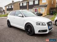 Audi A3 Sline 1.8 TFSI Black edition for Sale
