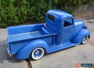 1940 Chevrolet Pickup, 400ci V8, Mustang II, Hot Rod, QLD Mod Plated Camaro F100 for Sale
