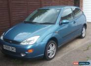 Ford Focus 1.4 2 door Hatch for Sale