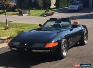 1981 Chevrolet Corvette Daytona 365gtb for Sale