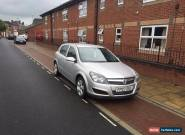 2007 VAUXHALL ASTRA CLUB TWINPORT SILVER FULL MOT  for Sale