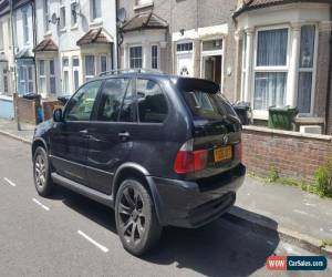 Classic 2006 BMW X5 SPORT D AUTO BLACK SPARES OR REPAIR DRIVE AWAY  for Sale