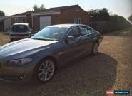 2010 BMW 520D SE AUTO GREY 66000 miles for Sale