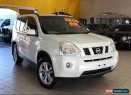 2010 Nissan X-Trail T31 2.2 DCI 4X4 COMFORT White Automatic A Wagon for Sale