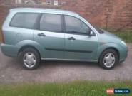 FORD FOCUS LX ESTATE AUTOMATIC 12 MONTHS MOT for Sale