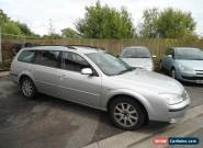 2004 FORD MONDEO 1.8 ZETEC ESTATE for Sale