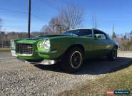 Chevrolet: Camaro Rally sport for Sale