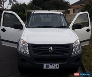 Classic 2007 Holden Rodeo Ute ( 10 month Registration) for Sale