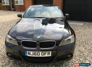 2010 BMW 320D M SPORT Saloon 181bhp BLACK for Sale