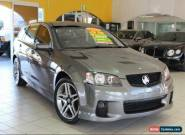 2011 Holden Sportswagon SV6 VE II Alto Grey Automatic A Wagon for Sale