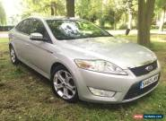 2010 FORD MONDEO 1.8CDTI SPORT for Sale