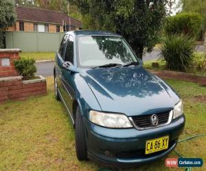 Classic Holden Vectra for Sale