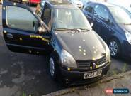 Renault clio 2004 1.4 *MOT*  for Sale