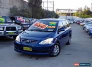 2006 Toyota Avensis ACM21R Verso GLX Blue Automatic 4sp A Wagon for Sale