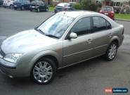 Ford Mondeo 2.0 TDCi Ghia X 5dr 2003 - **REQUIRES ATTENTION** for Sale