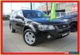 Classic 2004 Ford Territory SX TX Black Automatic 4sp A Wagon for Sale