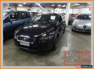 2007 Volvo C30 S Black Manual 5sp M Hatchback for Sale