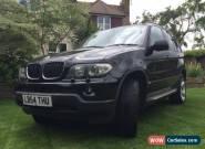 2004 BMW X5 SPORT AUTO BLACK for Sale