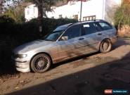 2002 BMW 318I SE TOURING SILVER for Sale
