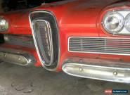 1958 Edsel corsair for Sale