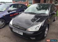 FORD FOCUS 1.6 2002 (PETROL) for Sale