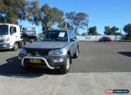 2000 Toyota RAV4 (4x4) Grey Manual 5sp M Wagon for Sale