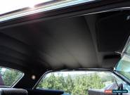 Chevrolet : Impala SS for Sale