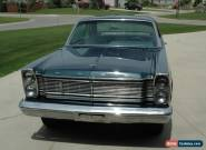 1965 Ford Galaxie 2 Door Coupe for Sale