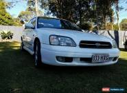 Subaru Liberty 2000 RX Sedan P-plater 4 cylinder  Great first car  NO RESERVE for Sale