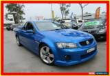 Classic 2008 Holden Ute VE SS V Blue Automatic A Utility for Sale
