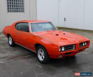 Classic 1969 PONTIAC GTO # MACHING 400V8 AUTO P/STEERING D/BRAKES A/COND GREAT CONDITION for Sale