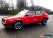 Lancia: Delta intergrale 16v for Sale