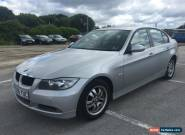 2006 BMW 320D ES SILVER MANUAL for Sale