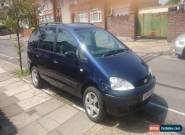 2002 FORD GALAXY LX 16V 2,3 BLUE 7 SEATERS LONG MOT !!!! for Sale