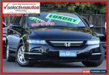 Classic 2004 Honda Odyssey 20 Luxury Black Automatic 5sp A Wagon for Sale