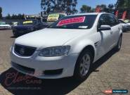 2010 Holden Commodore VE II Omega White Automatic 6sp A Sportswagon for Sale