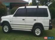 Mitsubishi Pajero GLX LWB (4x4) (1996) 4D Wagon Manual (3.5L - Multi Point... for Sale