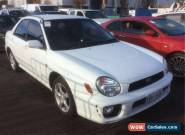 2001 Subaru Impreza 2.0 GX AWD - Electrics - Mags - Fog light PERFECT FIRST CAR! for Sale