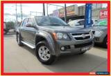 Classic 2009 Holden Colorado RC MY09 LT-R Grey Automatic 4sp A 4D Utility for Sale