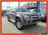 2009 Holden Colorado RC MY09 LT-R Grey Automatic 4sp A 4D Utility for Sale
