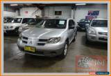 Classic 2003 Mitsubishi Outlander ZE LS Grey Automatic 4sp A Wagon for Sale