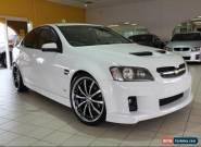 2007 Holden Commodore VE SS White Automatic 6sp A Sedan for Sale