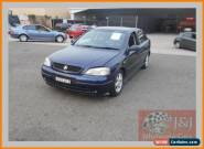 2001 Holden Astra TS CD Blue Automatic 4sp A Hatchback for Sale