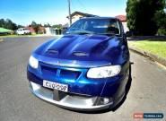 2000 VT HOLDEN COMMODORE V6 3.8 AUTO SEDAN for Sale