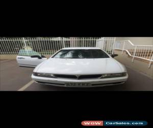 Classic 1999 Mitsubishi Magna - 4D Automatic for Sale