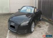 Audi TT  2007  Roadster auto heated seats , 147 kw Full service history for Sale
