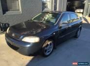 2002 Holden Astra TS City Blue Manual 5sp M Hatchback for Sale